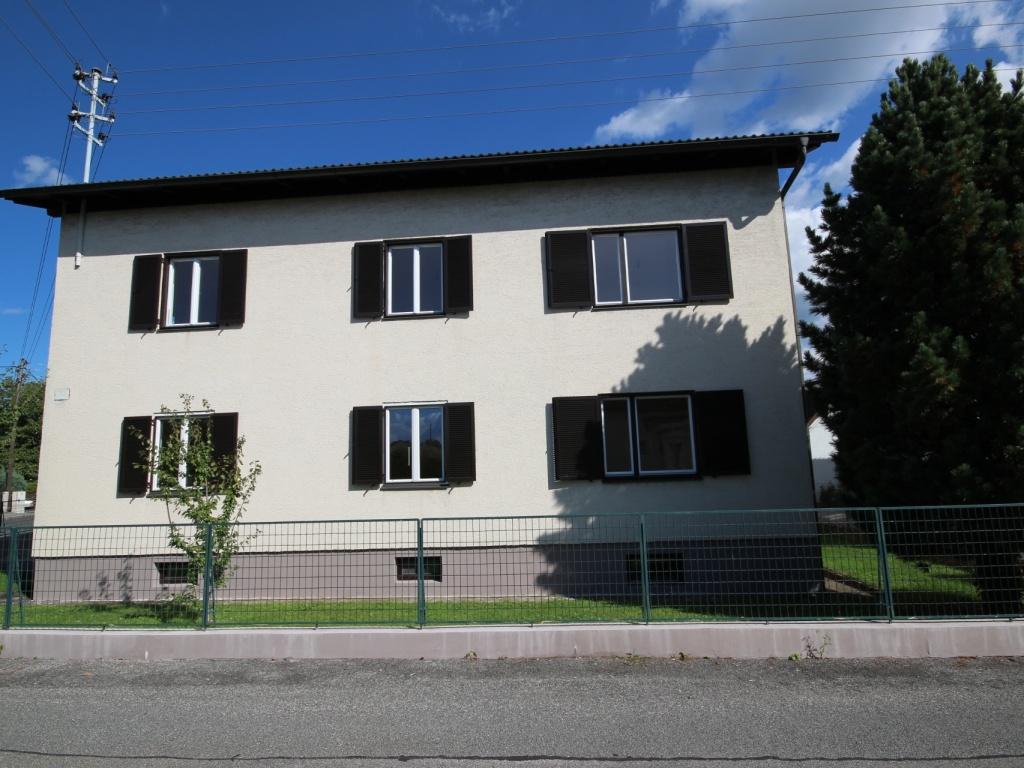 Neu saniertes Zweifamilienhaus in Klagenfurt