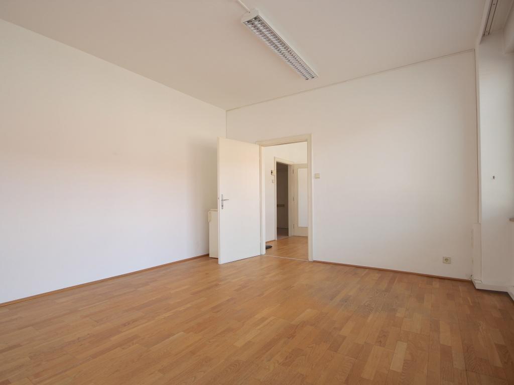Zentrales 43 m² Büro Bahnhofstrasse/Klagenfurt