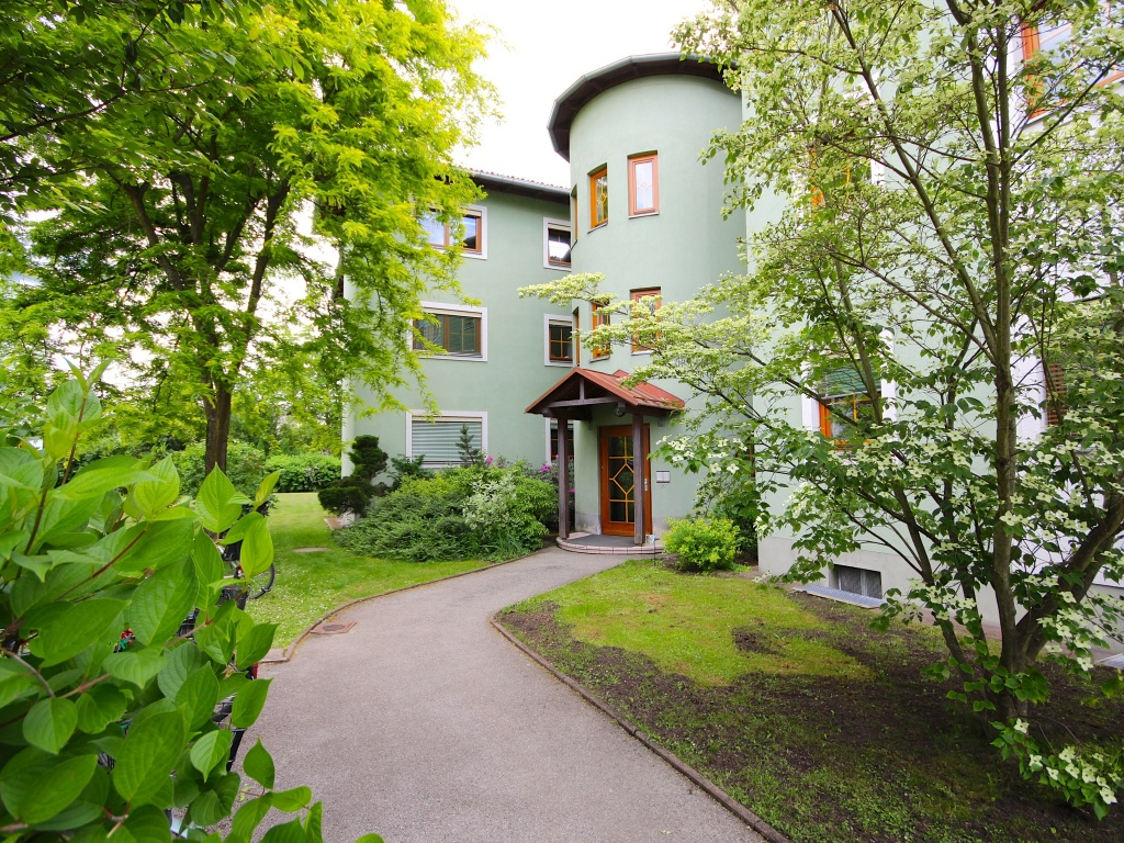 Sonnige 3-Zi-Wohnung in der Mozartstraße Nähe Uni