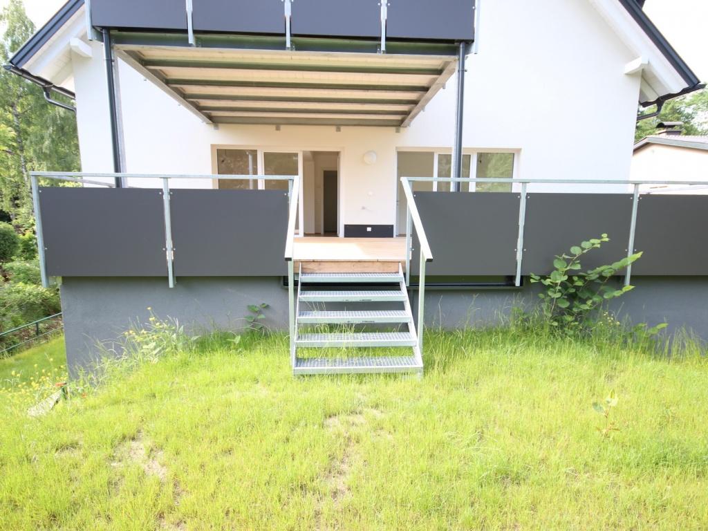 Neue 3 Zimmer Gartenwohnung in Reifnitz