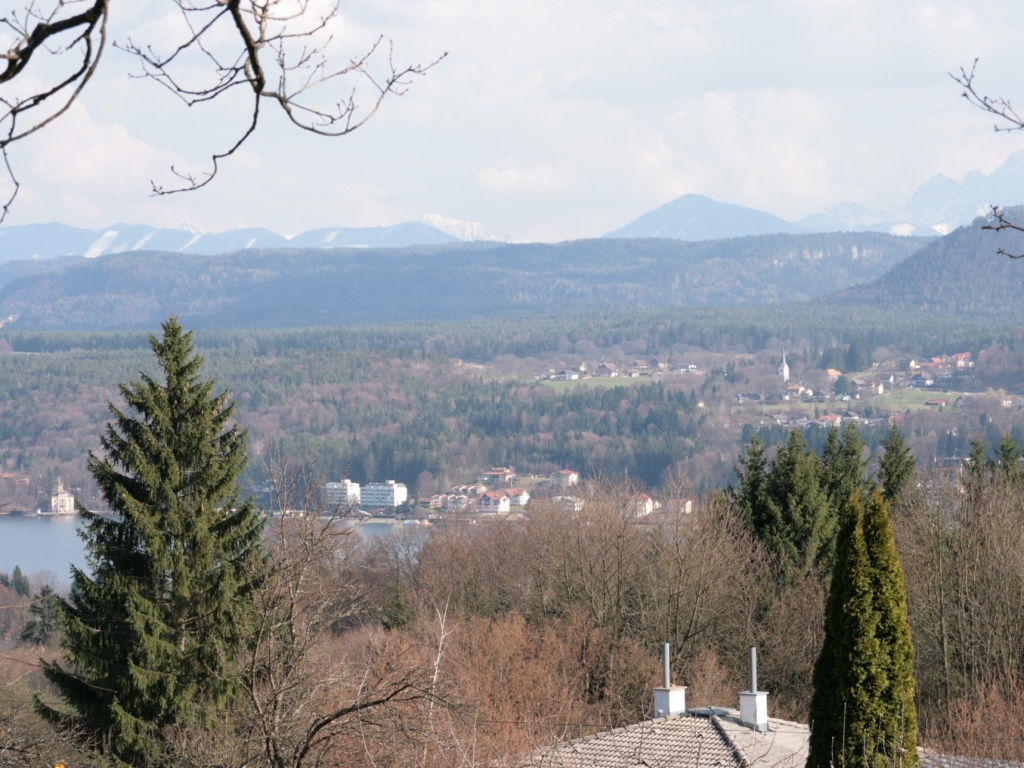 Velden/Göriach Baugrundstück mit Panoramablick