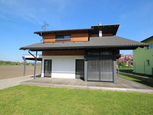 Neues modernes 114m² Wohnhaus in Viktring