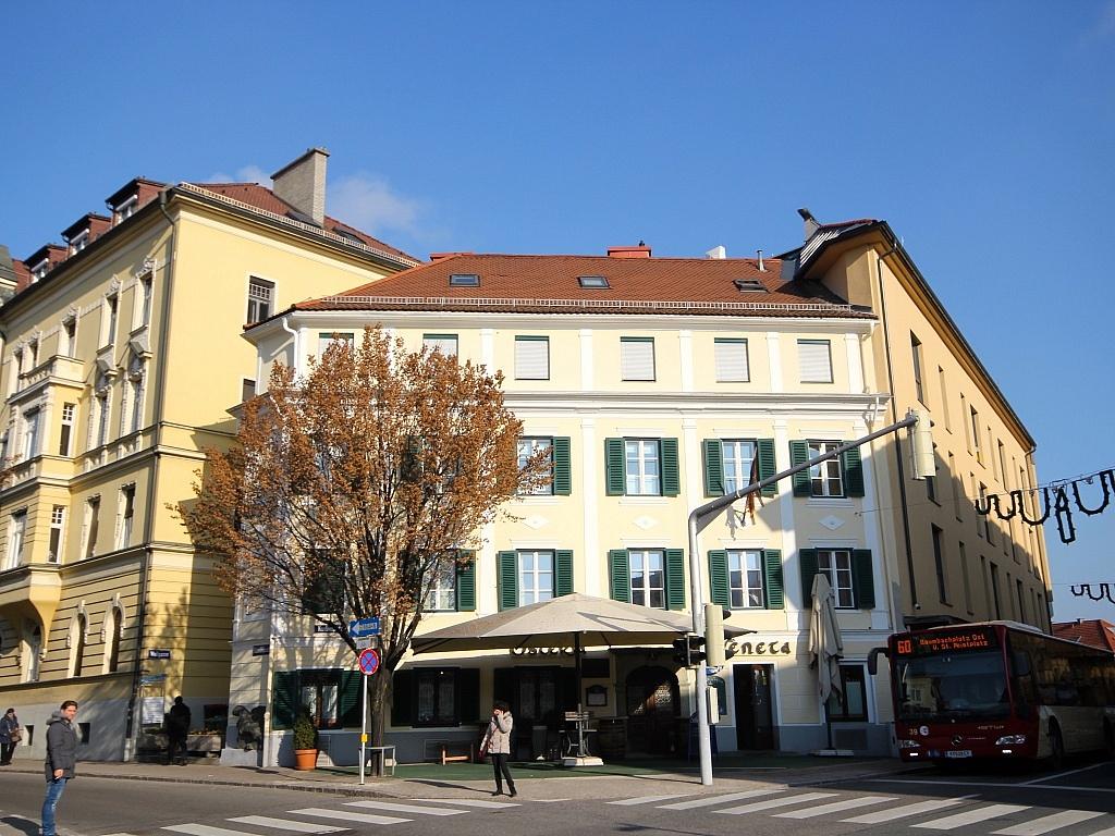 Helle Garconniere in Zentrumslage/Kardinalplatz