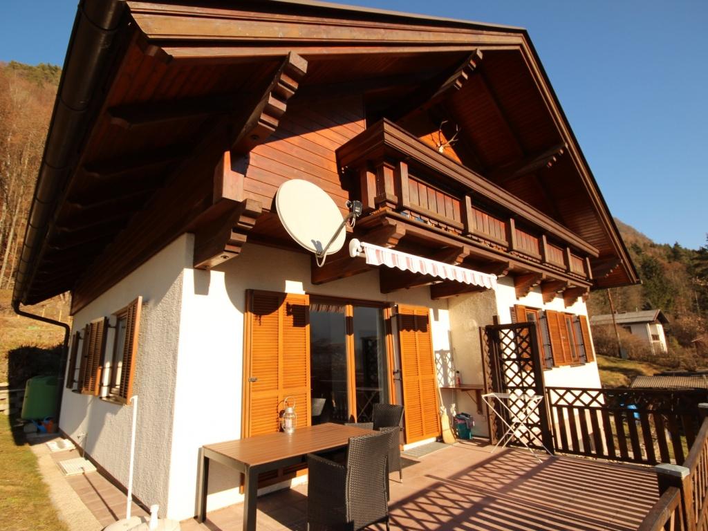 Tolles 140m² Wohnhaus in Maria Rain - 2434m² Grund