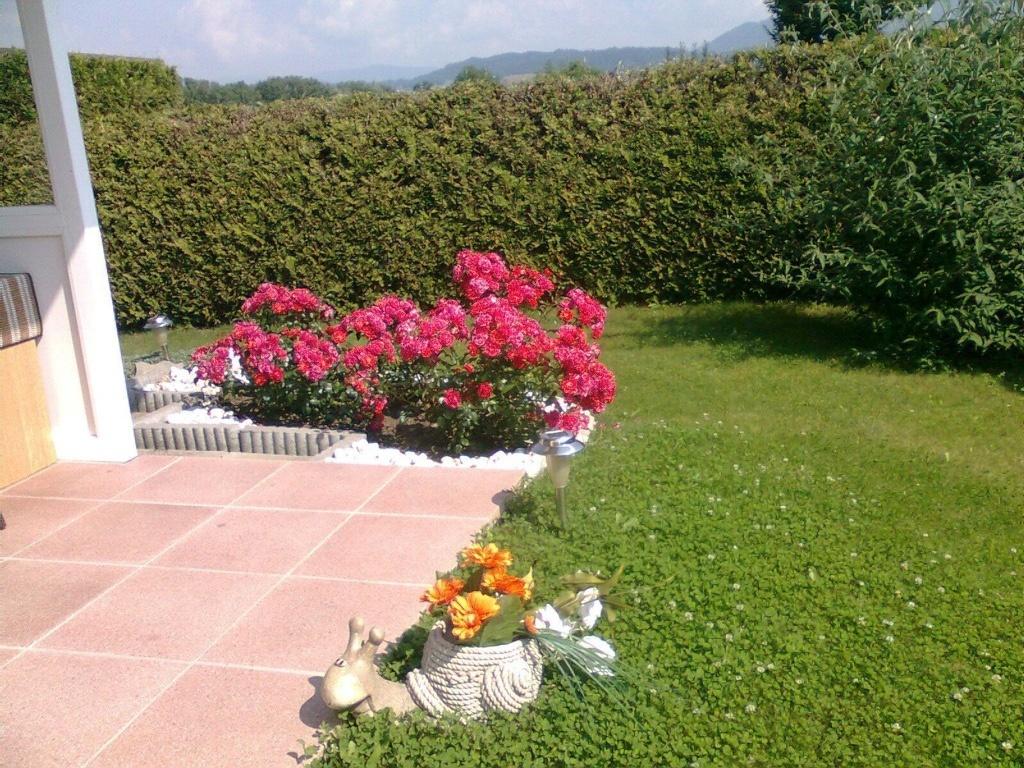 Traumhafte neue 2 Zi Gartenwohnung in Feschnig