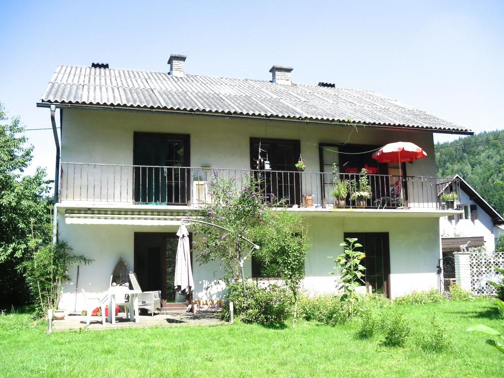 Ein-/Zweifamilien Wohnhaus Nähe Krumpendorf