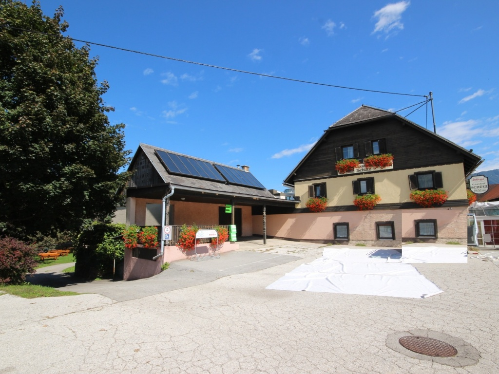 Radgasthof/Camping nahe Ferlach inkl. 14.000 m²