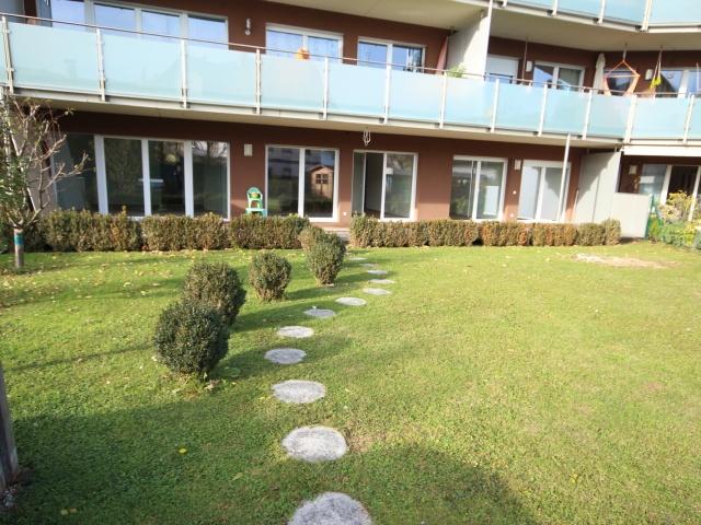 Tolle neue 133m² 4 Zi Gartenwohnung - 225m² Garten