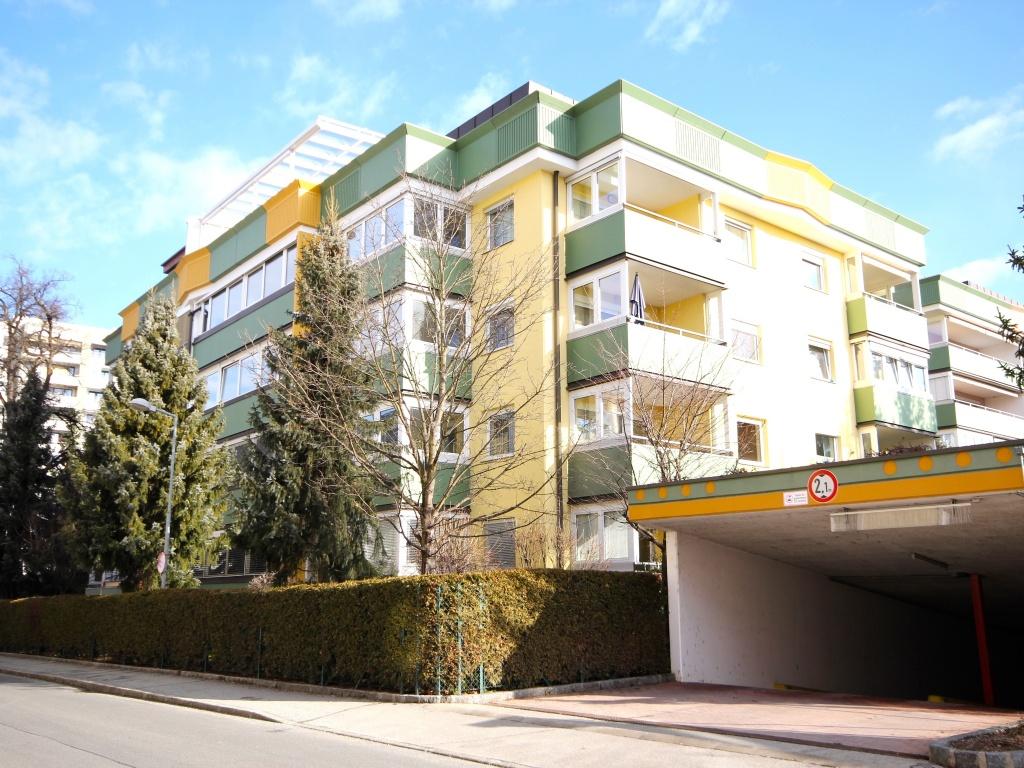 Traumhafte 2-Zi-Wohnung in Zentrumslage