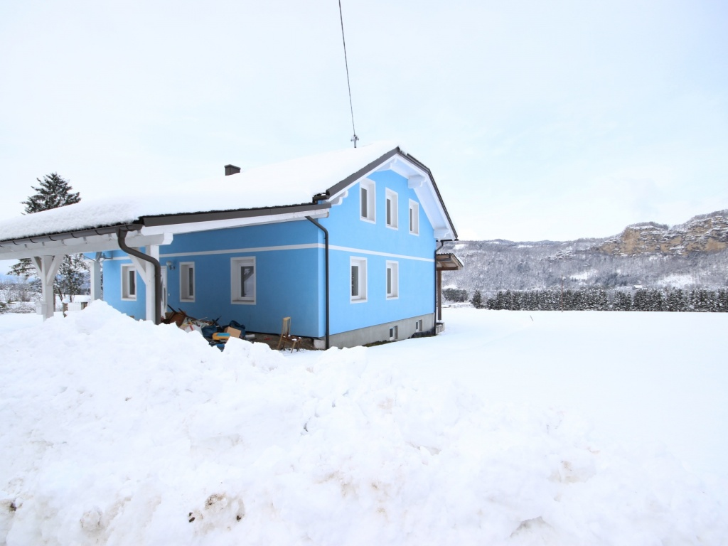 Haus in Aussichtslage, teilw. noch fertigzustellen