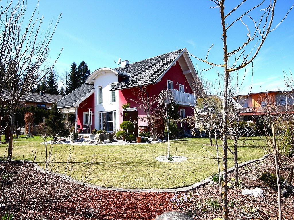 Modernes Wohnhaus Nähe Ledenitzen/Faaker See