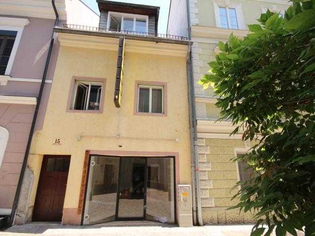 Wohn- und Geschäftshaus 125m² in der City