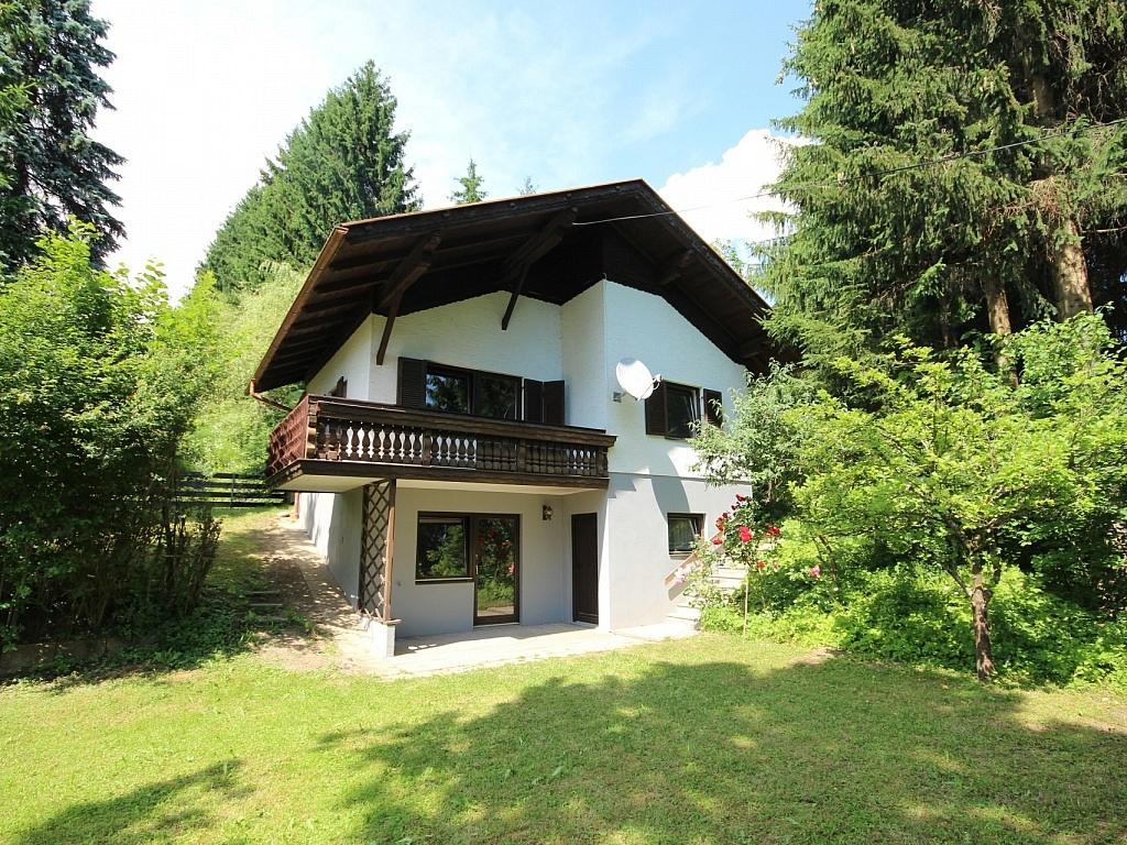 Kleines Wohnhaus bzw. Ferienhaus in Ruhelage!