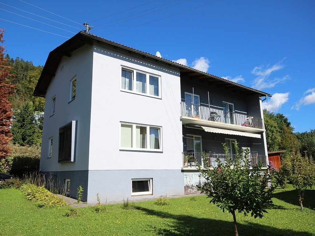 Schönes 200m² Zweifamilienwohnhaus in Pörtschach