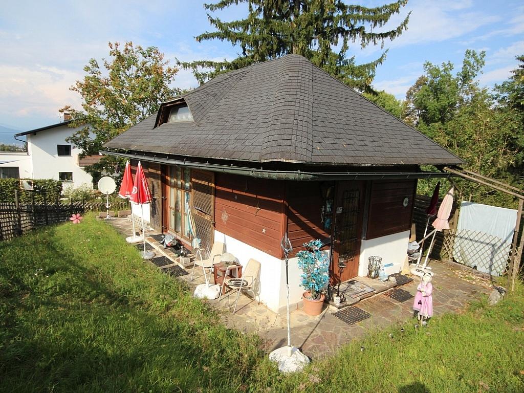 Kleines 30m² Wohn-Ferienhaus am Zwanzgerberg