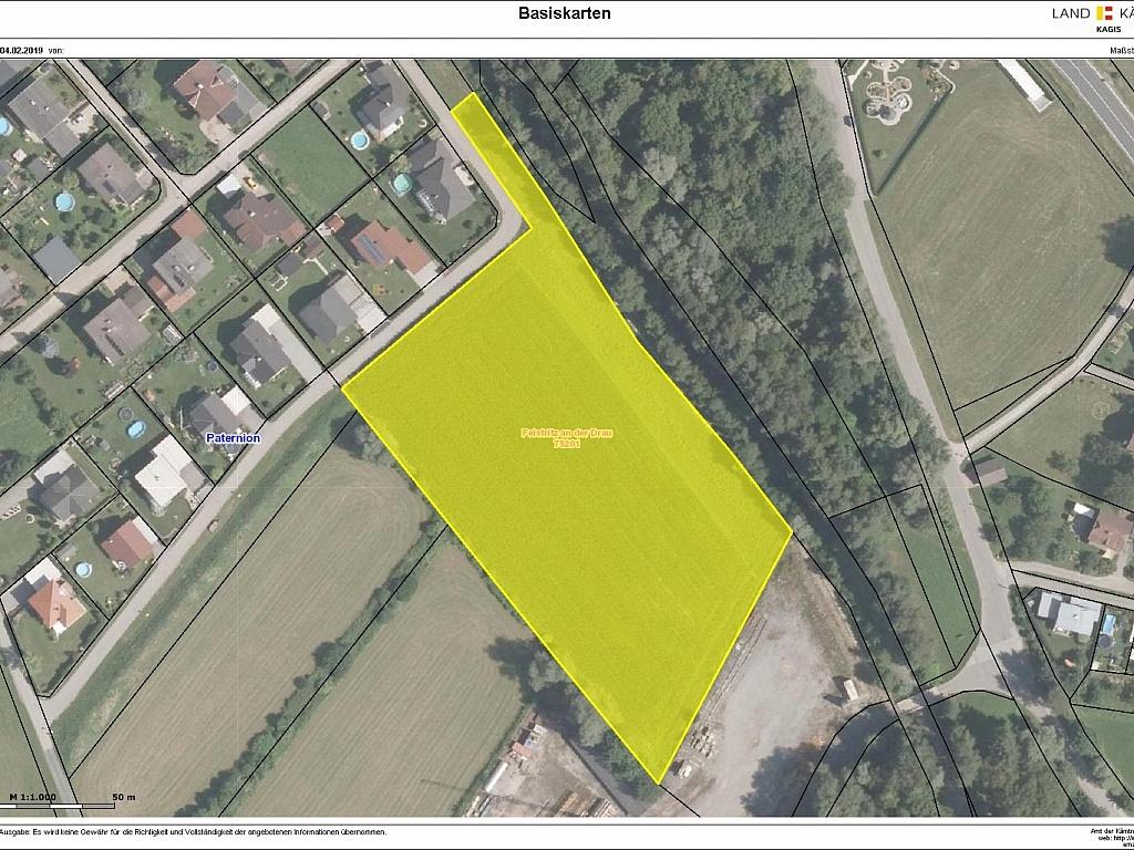 11.900m² Baugrund - Industriegebiet in Feffernitz