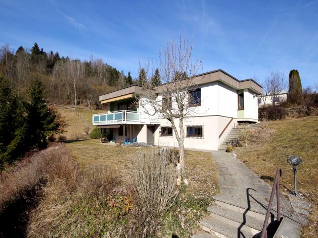 Idyllisches Wohnhaus in Sonnenlage Nähe Wölfnitz