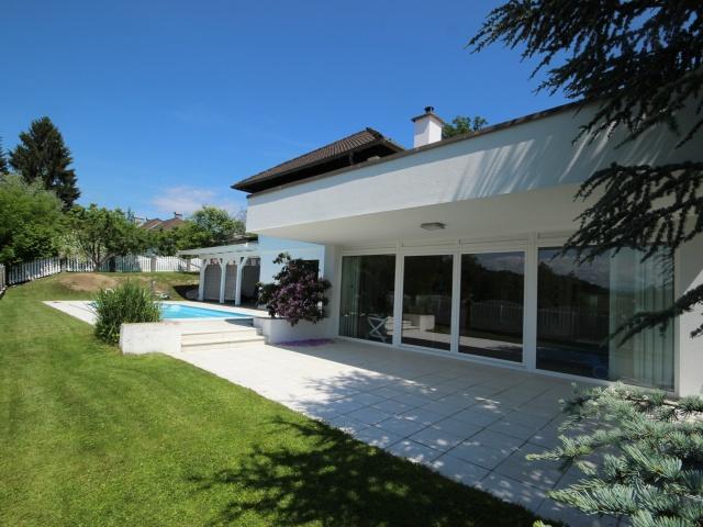 184m² 4 Zi Gartenwhg mit Pool-St. Georgen/Sandhof