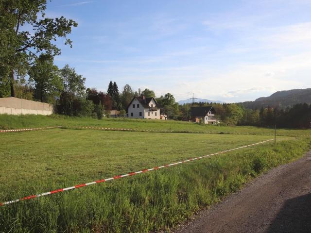 Schöner, sonniger 1090 m² Baugrund in Viktring