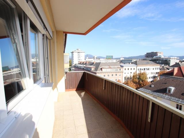 3-Zimmer Wohnung in der Stadt