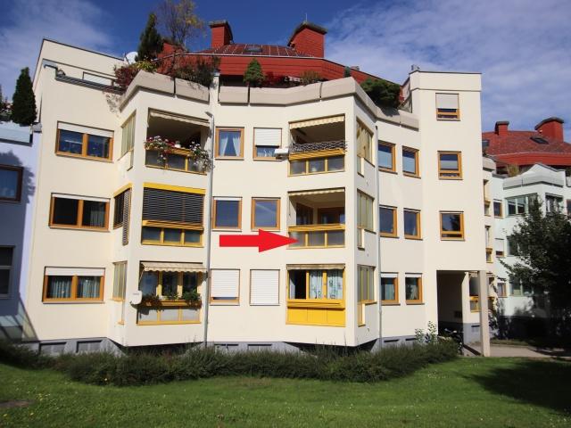 Schöne 3 Zi Wohnung 83m² in Viktring mit TG