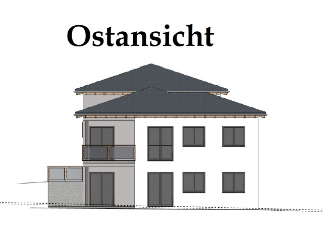Tolle neue 4 Zimmer Penthouse in Viktring