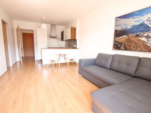 Junge 50m² 2 Zi Wohnung mit Balkon am Stadtrand