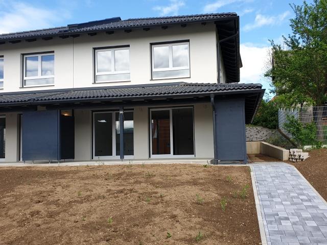 Welzenegg/leistbare, hochwertige Doppelhaushälfte