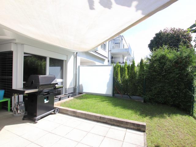 100m² moderne Maisonette Wohnung mit Garten
