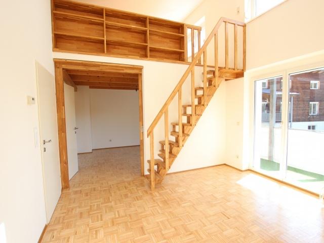 Tolle 62m² - 2 Zi Maisonettewohnung in Tessendorf
