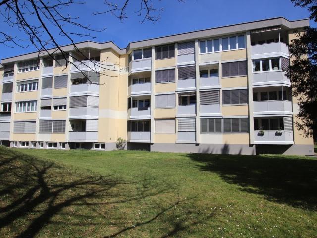 3 Zi Wohnung 75,00m² mit Südoggia - Rilkestrassse