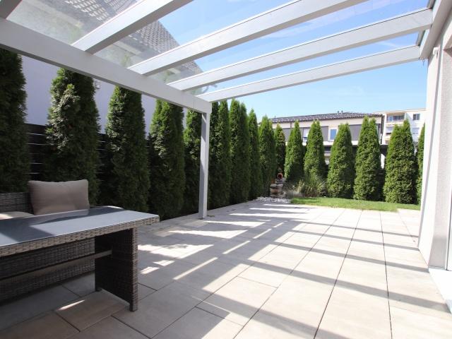 Neue moderne 80,34m² -3 Zi Gartenwhg-Waidmannsdorf